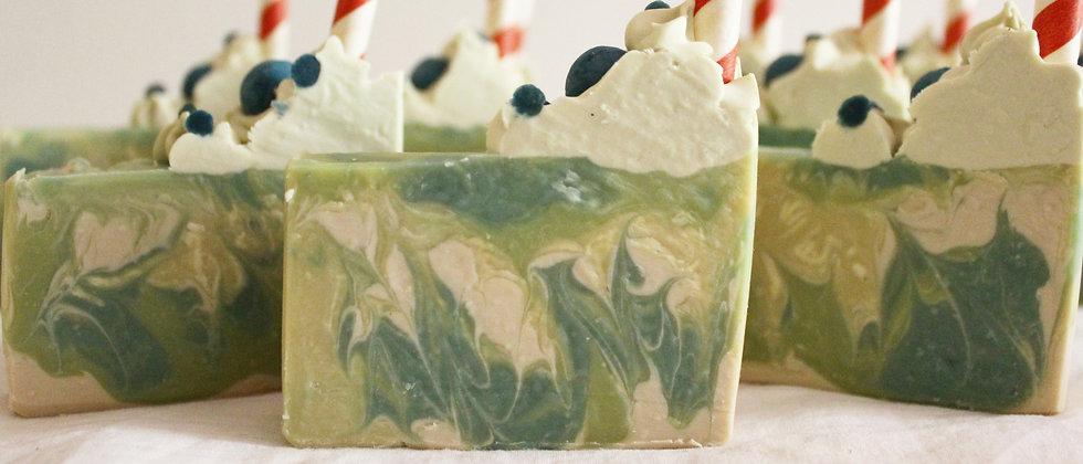 Natural Handmade Mint Mojito Cocktail Soap Mysore