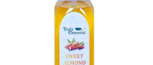Almond oil - Cold Pressed