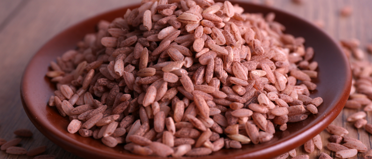 Red Rice / Kempu Akki
