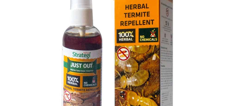 Herbal Termite Repellent
