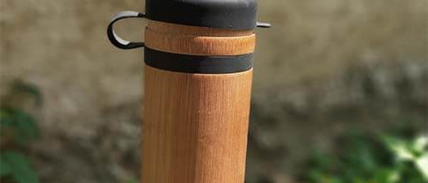 Bamboo - Water Bottle