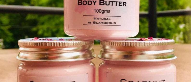 Natural Shea body butter Mysore
