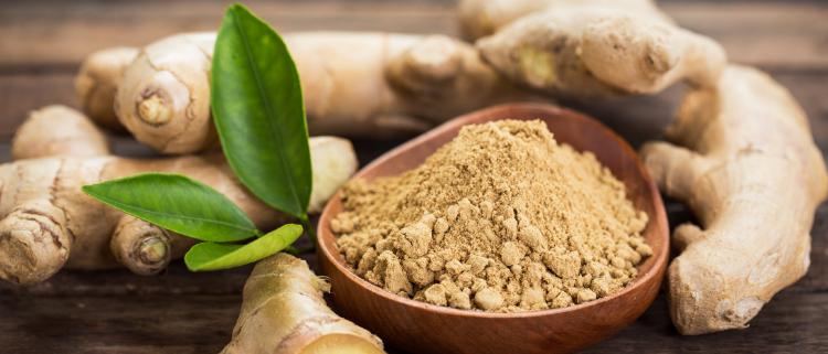Ginger Powder / Shunti Pudi