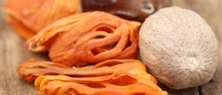 Organic Nut Mace / Jakayi Patre