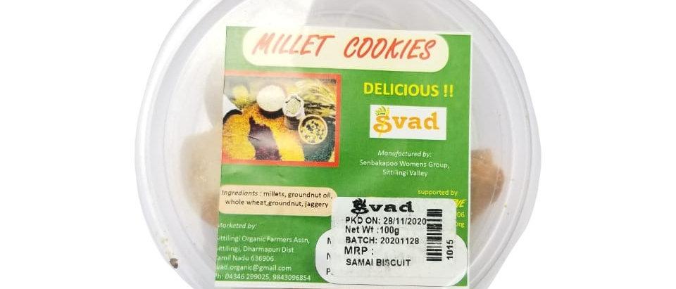 Little Millet Cookies / Saame Cookies (100 gms)