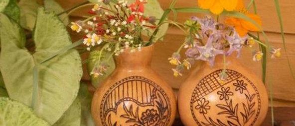 Handmade Vase Mysore