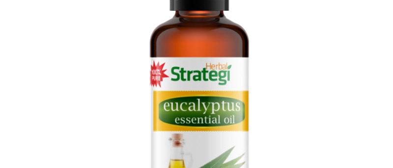 Herbal Essential Oil - Eucalptus (15 ml)