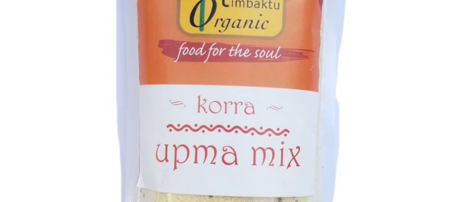Foxtail Millet / Navane / Korra Upma Mix