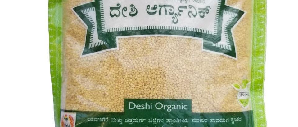 Organic Foxtail Millet / Navane