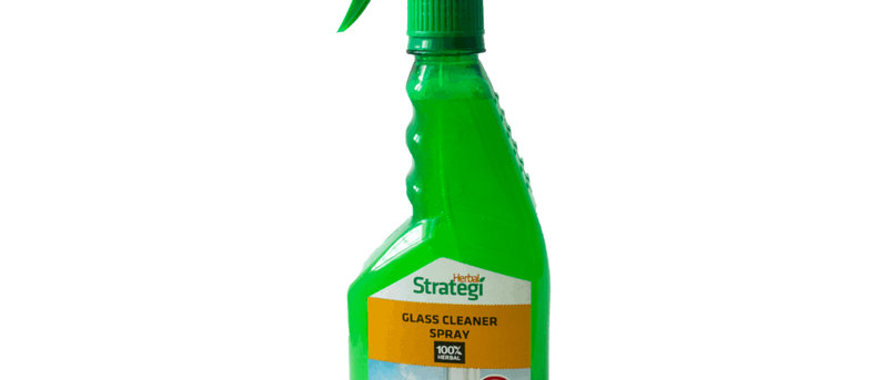 Herbal Glass Cleaner