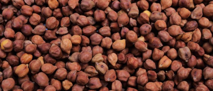 Organic Red Bengal Gram Mysore