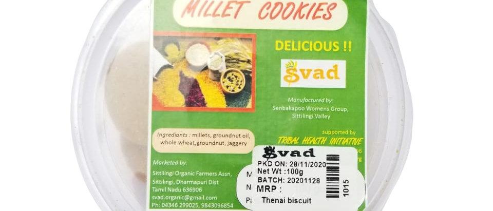 Foxtail Millet Cookies / Navane Cookies (100 gms)