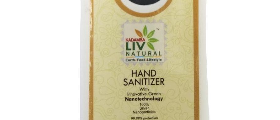 Pocket Hand Sanitizer Spray (Natural) - Lemon (18 ml)