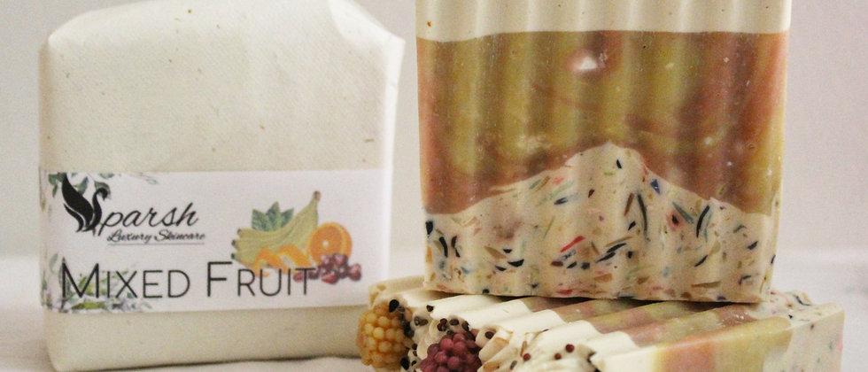 Mixed Fruit Rum Soap