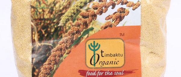 Organic Foxtail Millet Semolina