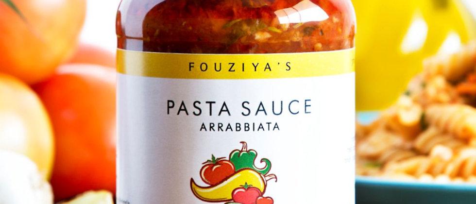 Pasta Sauce (Arrabbiata)