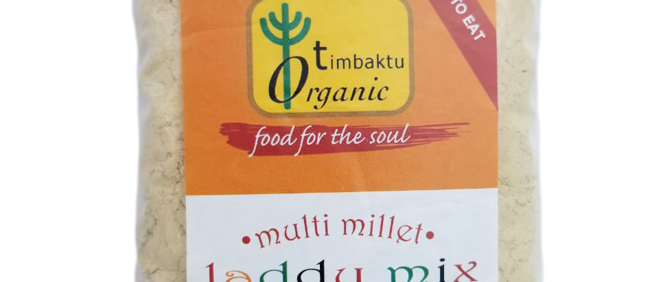 Multi Millet Laddu Mix
