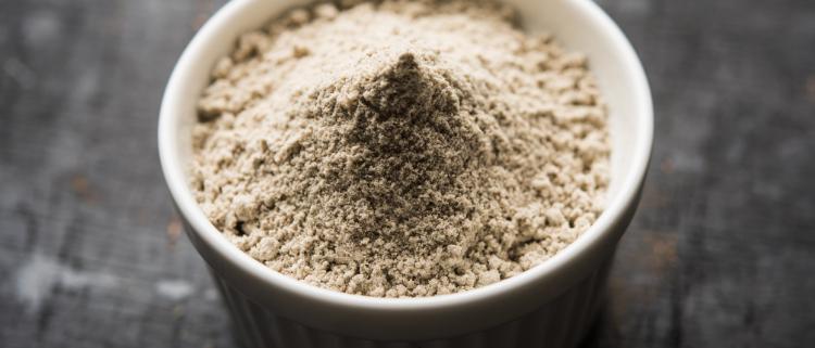 Organic Pearl Millet Flour / Bajra / Sajje Hittu