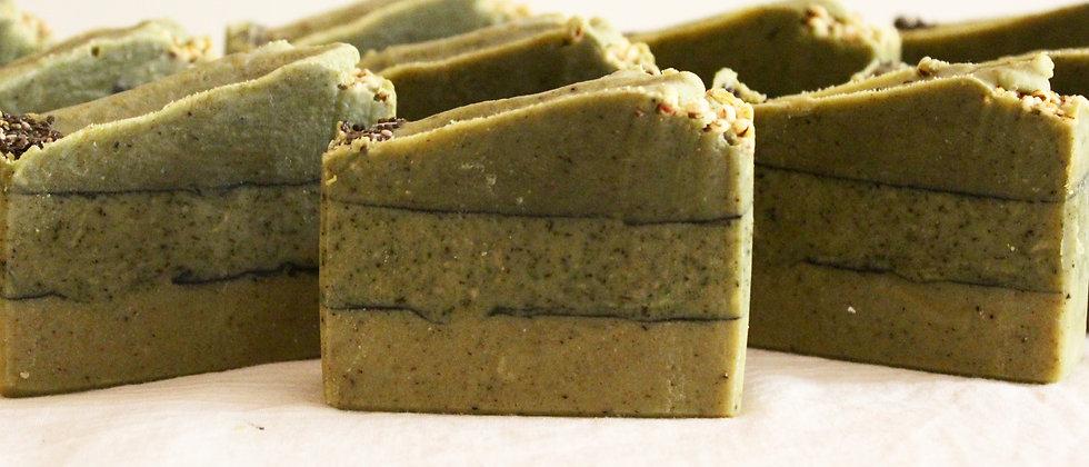 Natural Handmade Neem Tulsi Soap Mysore