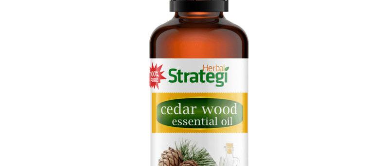 Herbal Essential Oil - Cedar Wood (50 ml)