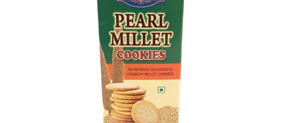 Pearl (Bajra) Millet Cookies / Sajje Cookies (100 gms)