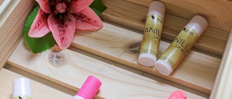 Pink Vanilla Lip Balm