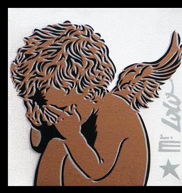 L'Ange triste
