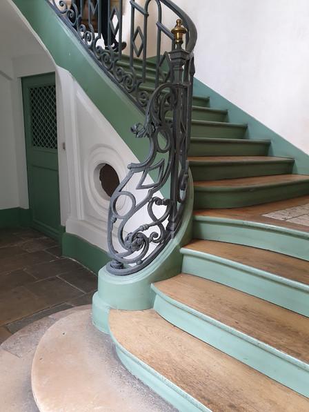 Escalier 17e
