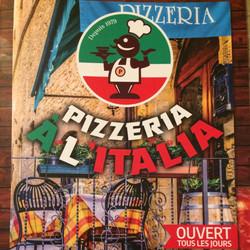 Pizza l'Italia