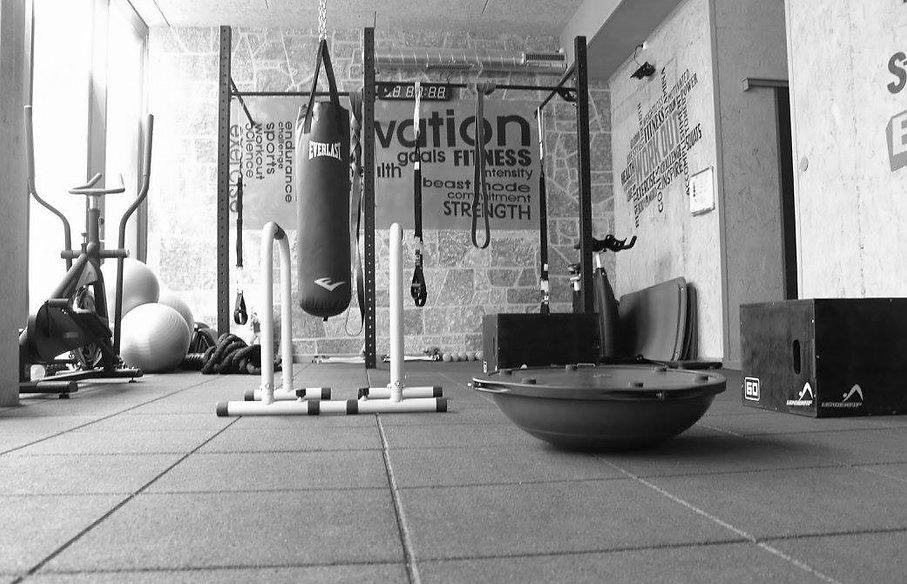 Salle de sport - Studio Coach In