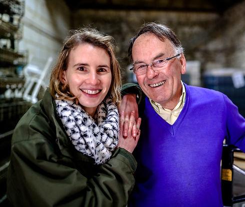 Propriétaires Vignobles Coudert - Lydia & Bernard Coudert