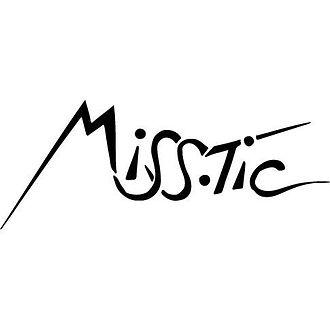 Miss Tic Signature - Galerie d'art contemporain - Caillebotteri