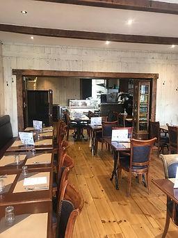 Intérieur restaurant - Notre carte de restaurant - L'ulivàia Pizzeria