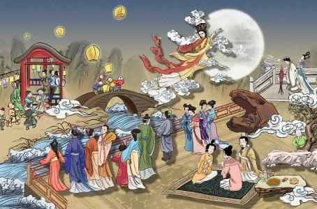 Fête de la Lune - Mid Autumn Festival