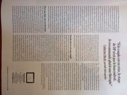 Psychologie magazine L'académie au Féminin