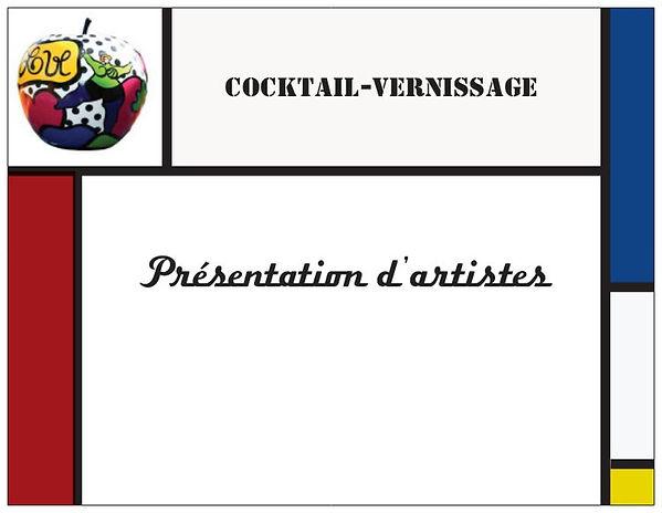 Cocktail Vernissage 2013 - Vente privée d'art contemporain - Caillebotteri