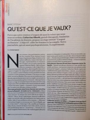 page1  L'académie au Féminin