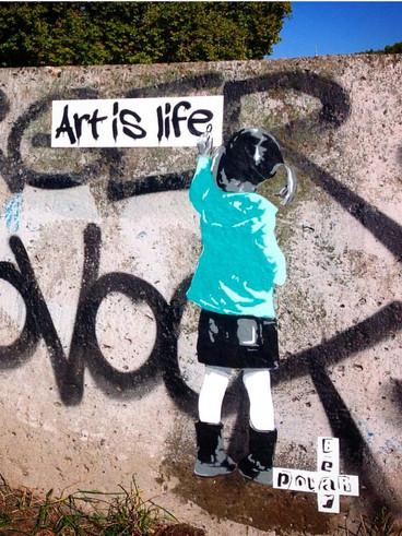 Art is life 4
