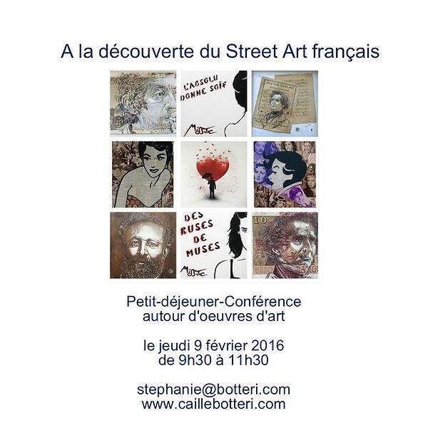 Street Art 2016 - Vente privée d'art contemporain - Caillebotteri