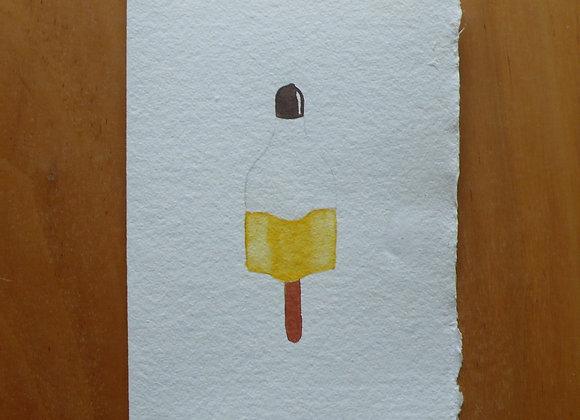 A6 CARD ROCKET