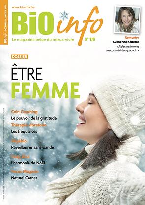Bio info L'académie au Féminin