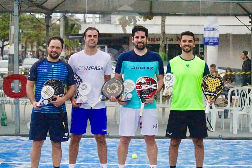 Campeões da 3ª Etapa do Circuito Catarinense 2018