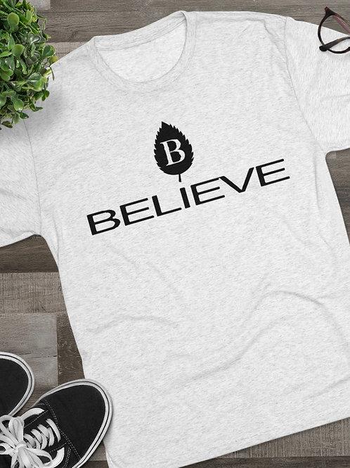 Men's Believe Logo T-shirt