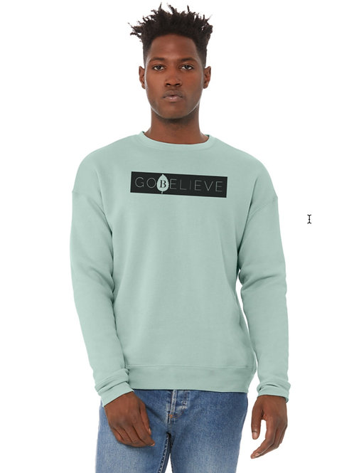 Men's Bar Logo Sweatshirt