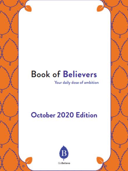 Book Of Believers (October Edition)
