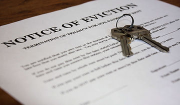 Landlord Eviction Service Letter of Eviction
