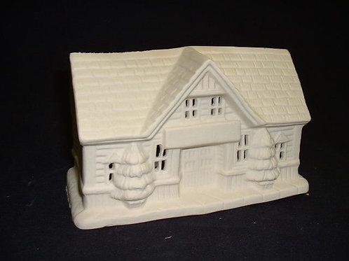 House with single dormer