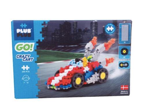 Box plus plus go karting 240 pièces