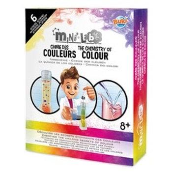 Atelier Chimie couleurs