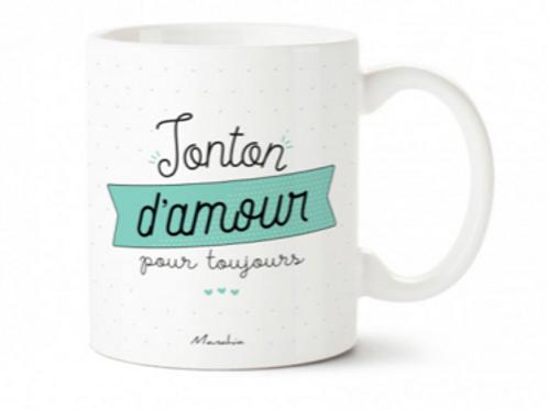 MUG TONTON D'AMOUR POUR TOUJOURS